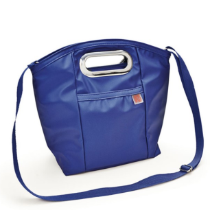Torba lunchowa Iris Lady Lunch Bag niebieska