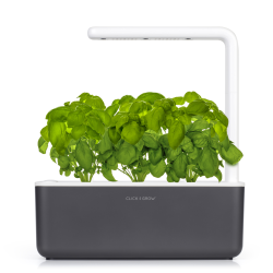 Inteligentna donica Click and Grow Smart Garden 3 dark grey