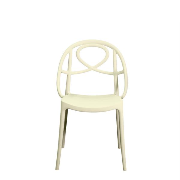Krzesło Ogrodowe Green Etoile Białe